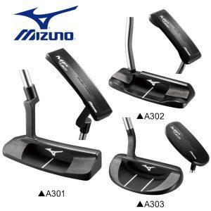 Mizuno golf MP-A3 series putter (A-301,A-302, A-303)