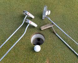 Puters Odysey, palos de golf