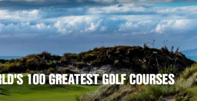 100 mejores campos de golf del mundo año 2020