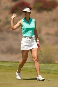 Michelle Wie escaparate permanente del golf femenino