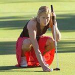 Anna Rawson rezuma elegancia y posiciona el golf femenino en el top mundial