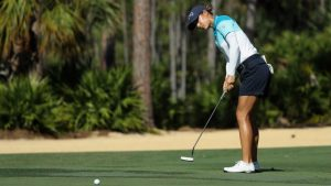 Golf Femenino con las españolas presentes y dejando el pavellon muy alto