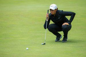 El apellido Woods también en golf femenino