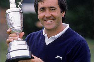 Severiano Ballesteros ganó The Open Championship en 3 ediciones durante su carrera como golfista