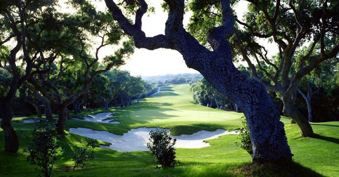 Real Club Valderrama en Cadiz, Club de Golf sede de la Ryder Cup 1997