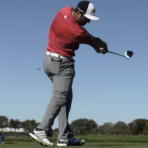 El fenómeno golfista español Jon Rahm viste con Adidas