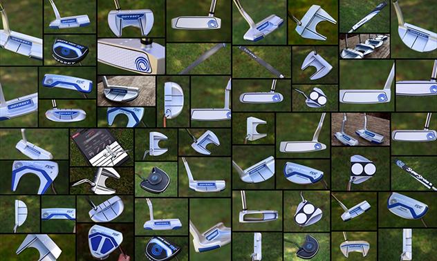 Ha y donde elegir con una gran variedad de modelos y formas (shapes) de cabeza de putter