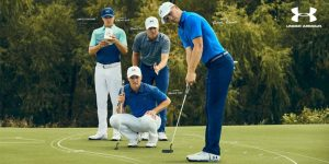 Under Armour equivale a Jordan Spieth pues es su mejor embajador mundial en golf
